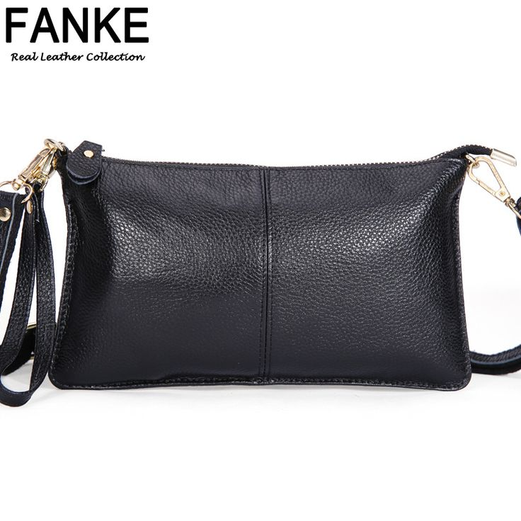 2016 New Fashion 100% Genuine Leather Envelope Clutch Designer Handbags High Quality Crossbody Womens Female Clutch Evening Bags www.bernysjewels.com #bernysjewels #jewels #jewelry #nice #bags