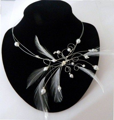 Collier mariage Zao