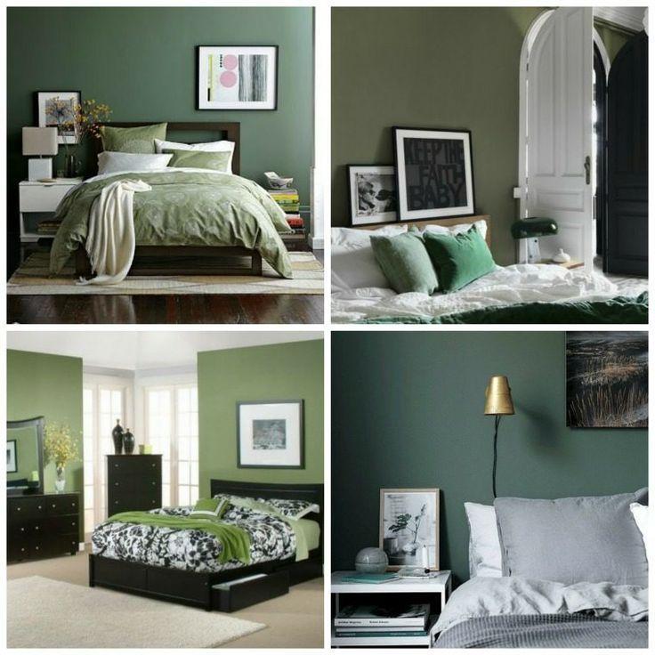 Wandfarbe Schlafzimmer Design Blau Alpina Chambre Ideen