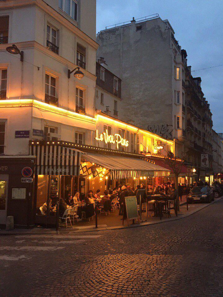 #midnight #paris #montmartre #love #city