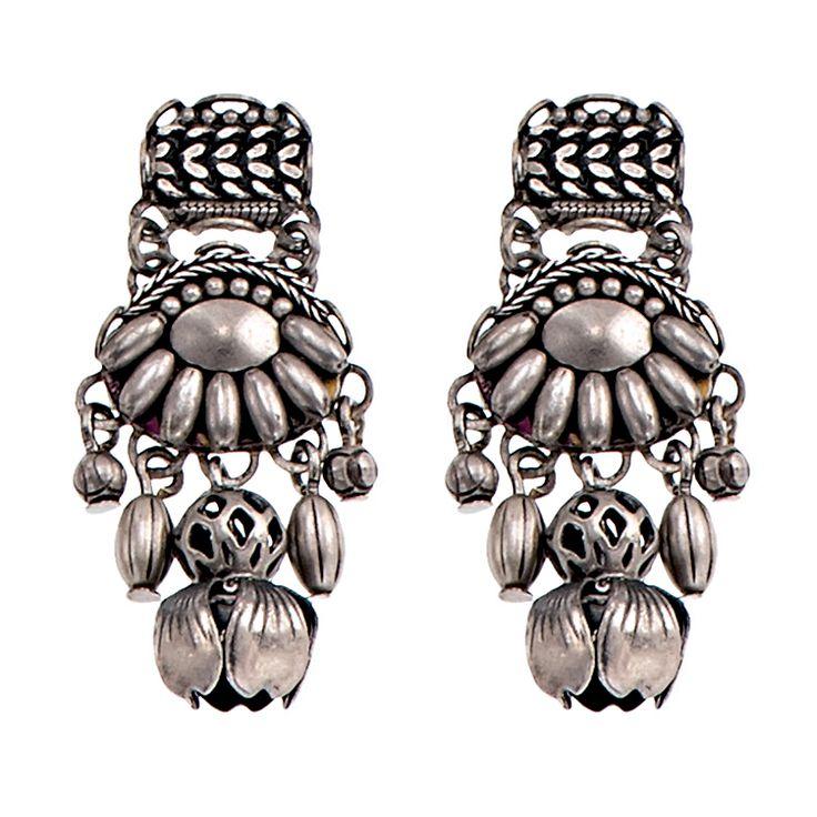 Sagittarius Toscana Earrings | Ayala Bar Indigo Collection – Winter 2015/16