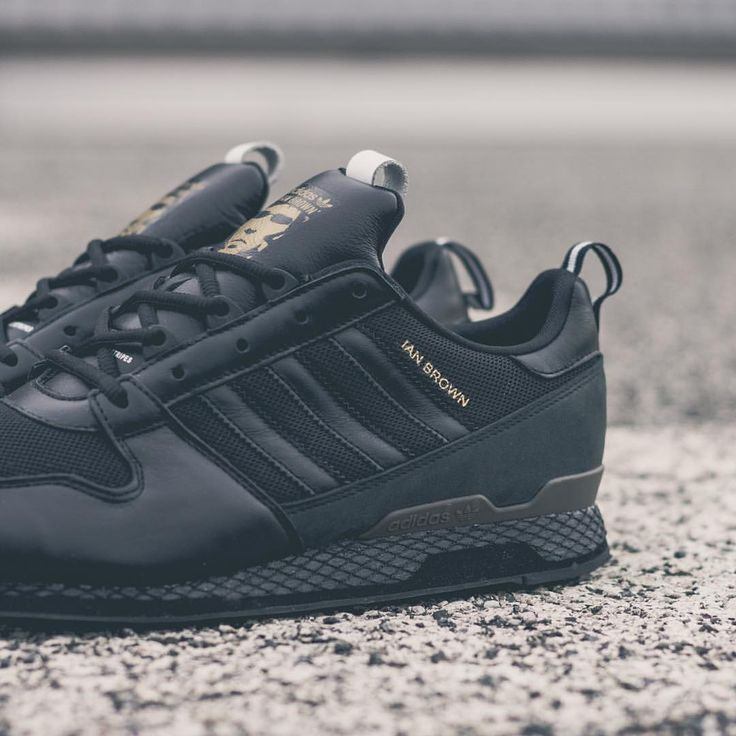 Ian Brown x Adidas ObyO Kazuki Kuraishi ZX Ian | Kicks | Pinterest | Adidas,  Brown and Suede leather