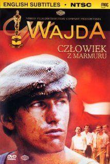Czlowiek z marmuru - L'uomo di marmo (1977) di Andrzej Wajda