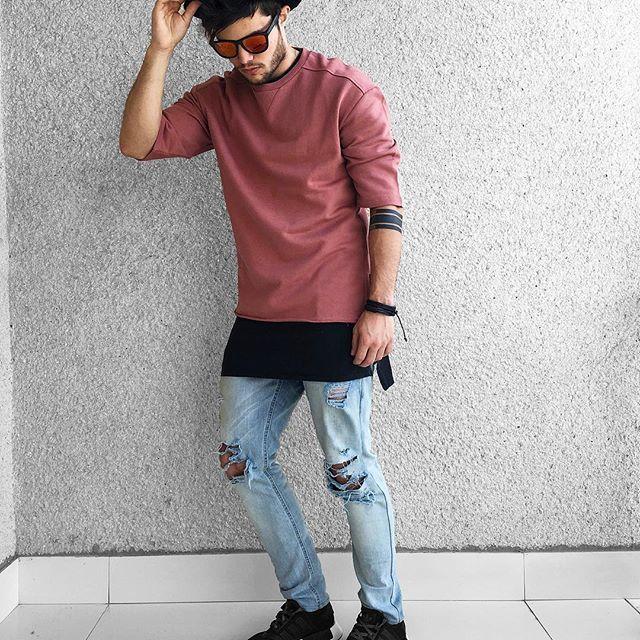 Adidas NMD & layers