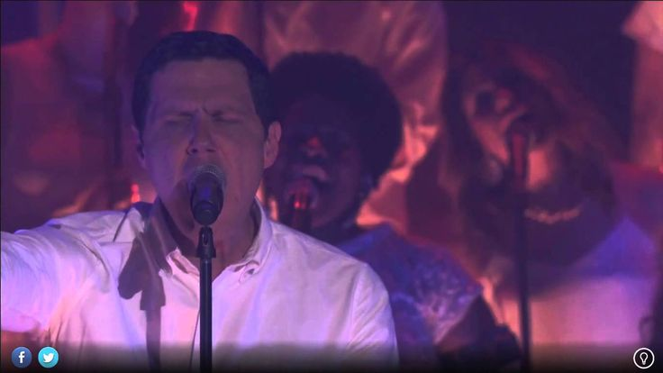 """Moby feat. Damien Jurado - """"Almost Home"""" - Live at The Fonda Theatre - O..."""