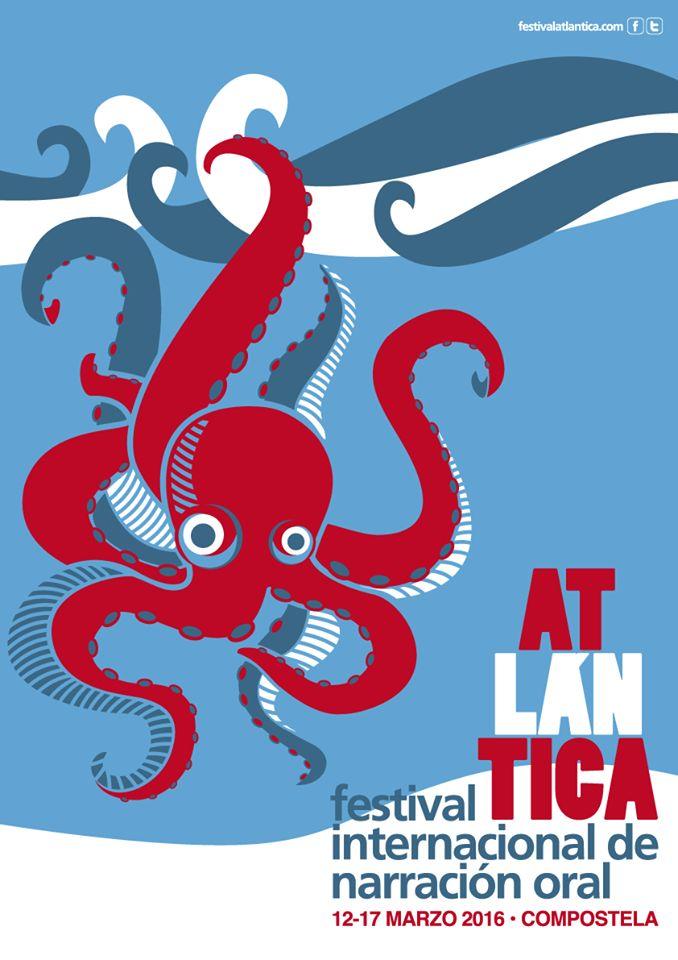 Festival internacional de narración oral. ATLANTICA