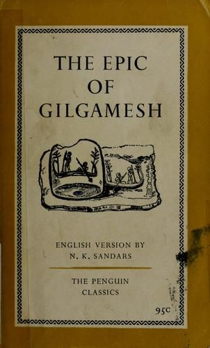 The Epic of Gilgamesh Summary & Study Guide