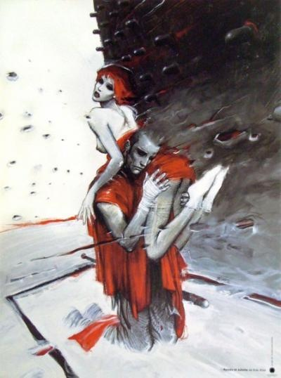 Romeo & Juliet - Enki Bilal