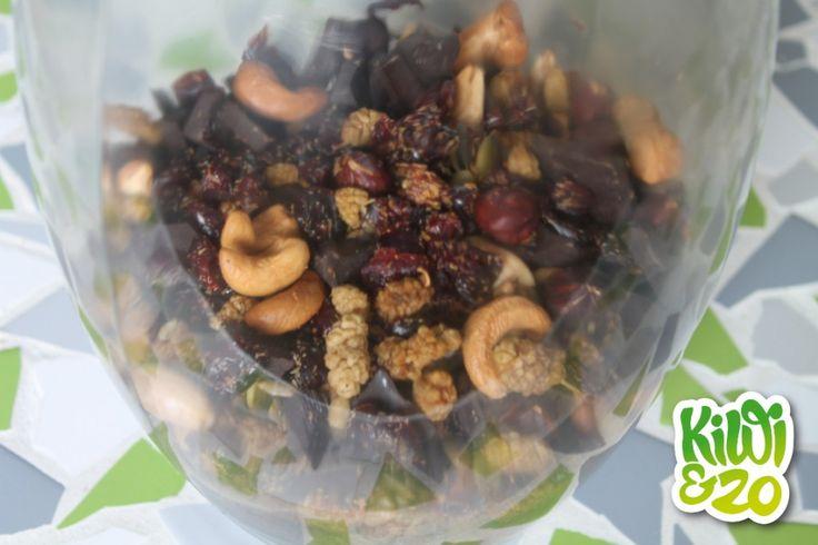Zelf paleo granola/cruesli maken (graanvrij)