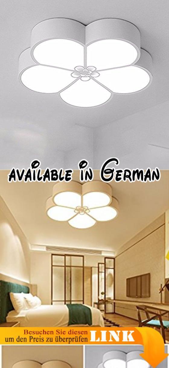 XHOPOS HOME Deckenleuchte Moderne LED Wohnzimmer Kinder Lampe Flur - moderne deckenleuchten fur wohnzimmer