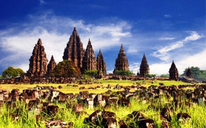 Pramban, Largest Hindu Temple, Java