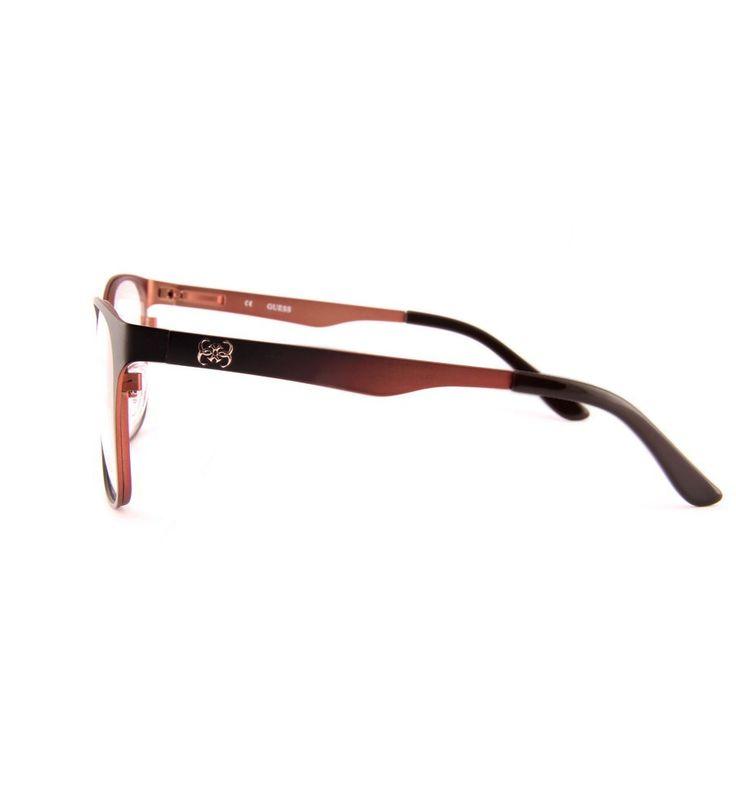 Moderní Brýle Guess GU2400 BLKBRN