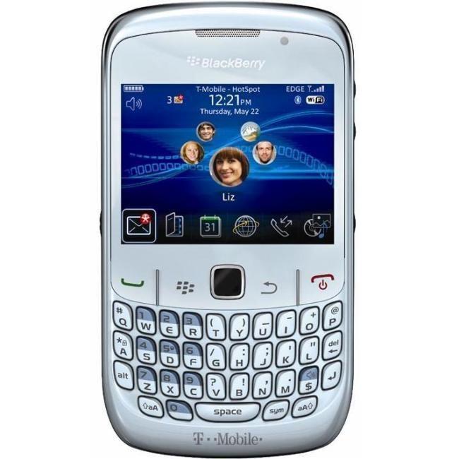 BlackBerry Curve 8520 GSM Unlocked Cell Phone #BB 8520 WHT