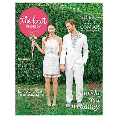 THE KNOT Magazine Florida -- Fall/Winter 2015