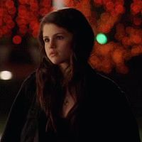 Selena Gomez playing a girl named Mary Santiago in Another Cinderella Story. (Tumblr GIF)