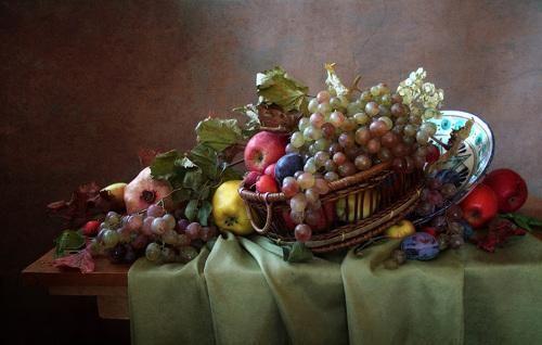 Фотограф Марина Филатова - Натюрморт с фруктами #2045295. 35PHOTO