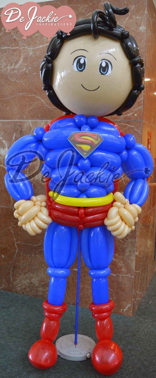 1000 images about supereroe on pinterest balloons events and bears balloon decorations for weddings birthday parties balloon sculptures in kuching and sibu sarawak junglespirit Gallery