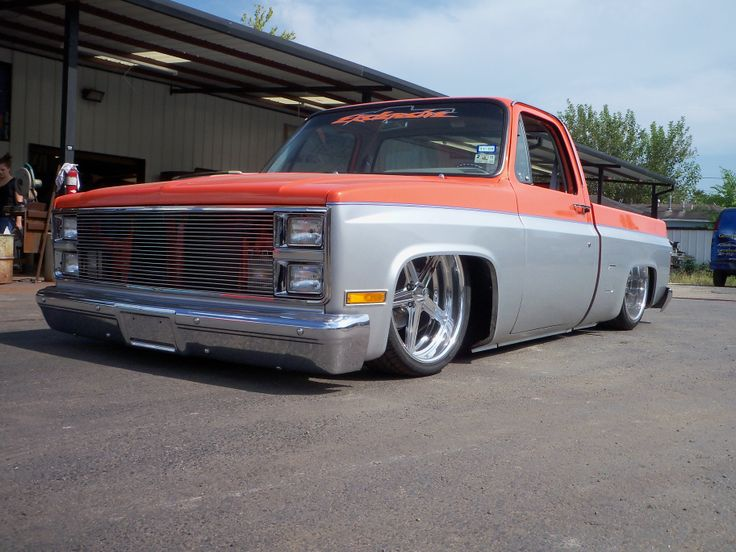 1000+ Images About 73-87 Stepsides N Shortbeds On