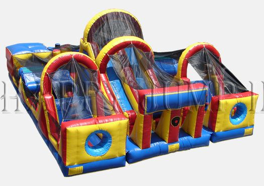 Inflatable Interactive Games: Taking Advantage of A Happy Jump Inc Bounce House Sale