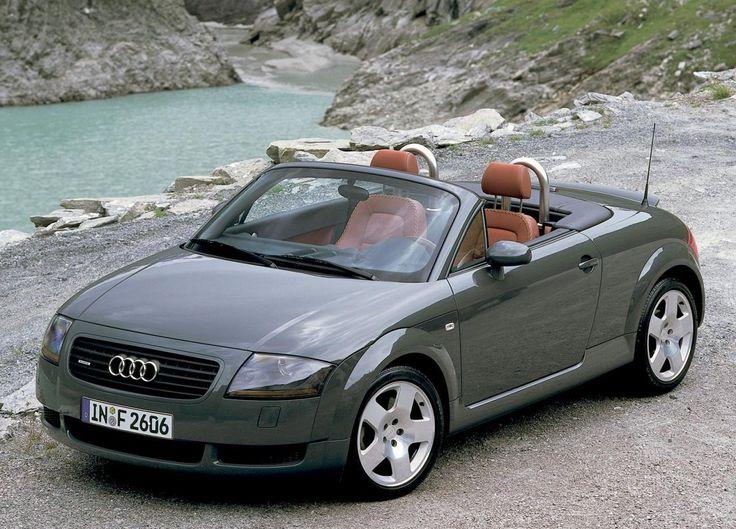2000 Audi TT Roadster
