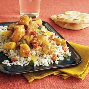 Chicken Korma Recipe | MyRecipes.com