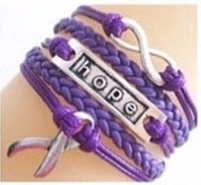 """RECEIVE A GIFT WITH YOUR PURCHASE ⬅️ Get a """"HOPE"""" purple awareness bracelet for $11 + 3.99  •  Send email to angelsofepilepsy@gmail.com - This purchase is your donation for gifts to children & patients battling with epilepsy & other disabilities.  #YourSupportMatters #EpilepsyLivesMatter #tshirts #Purple #PurpleBracelet #HOPE #jewelry #awareness #support #donation #gifts #AOEgives #AngelsOfEpilepsy"""