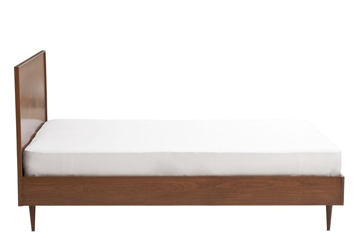 Midcentury Modern King Bed / Beds / Bedroom by urbangreen Furniture New York