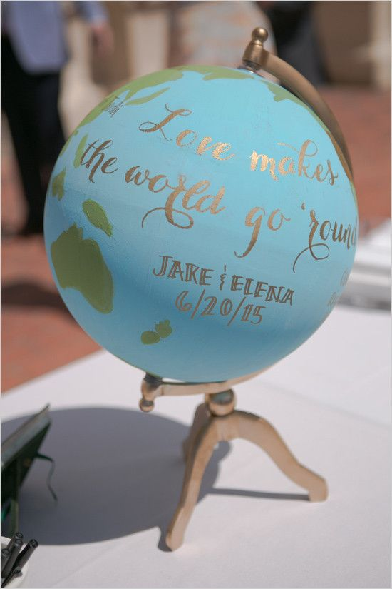 #weddingglobe #weddingdecor @weddingchicks
