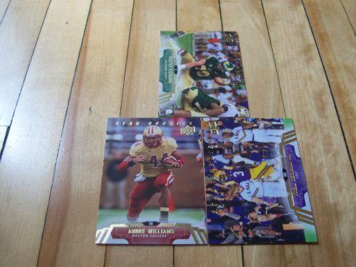 Weston Richburg Odell Beckham Jr Andre Williams 2014 Upper Deck Giants Draft Lot | eBay