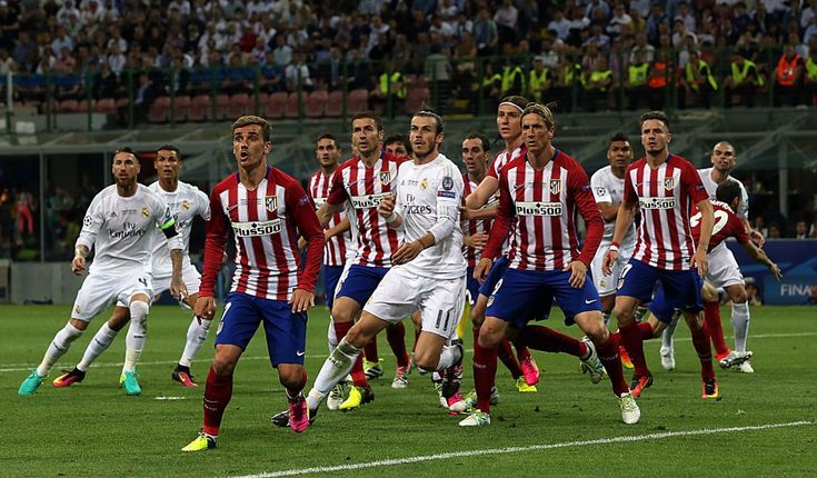 UEFA CHAMPIONS LEAGUE FINAL: Real Madrid 1-1 Atletico Madrid. 28.05.2016, Stadio Giuseppe Meazza, Milan, Italy. PENALTIES: Real Madrid (5) - Atletico Madrid (3).  * Real Madrid, the new champions of Europe 2016. (Quería que gane el Atleti pero no se pudo...)