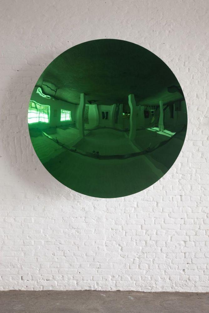 Anish Kapoor #art #reflective #sculpture