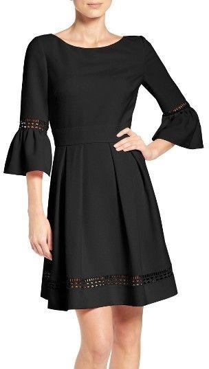 Baby k black dress bell