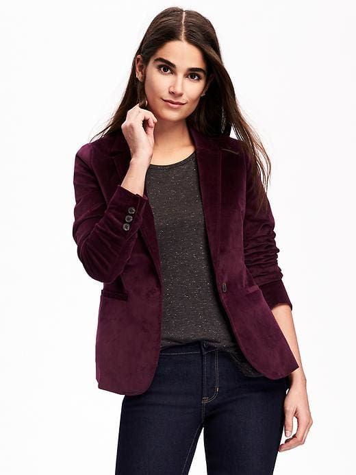 Velvet Trimmed Blazer $ 2 colors Quickshop. Classic Stripe Blazer $ Quickshop. Audrey Officer Blazer $ Quickshop. Chess Blazer $ Quickshop Stylish and Trendy Women's Blazers. Blazers are for more than just the boardroom. In wild prints and unexpected silhouettes, they're basically the best thing that's.