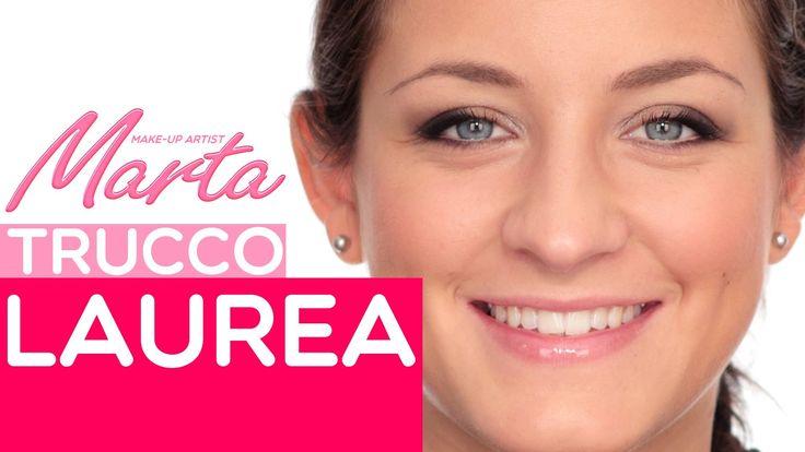 Essere perfette il giorno della laurea? Facile, con questo tutorial di make-up! Vediamo come fare. #laurea #makeup