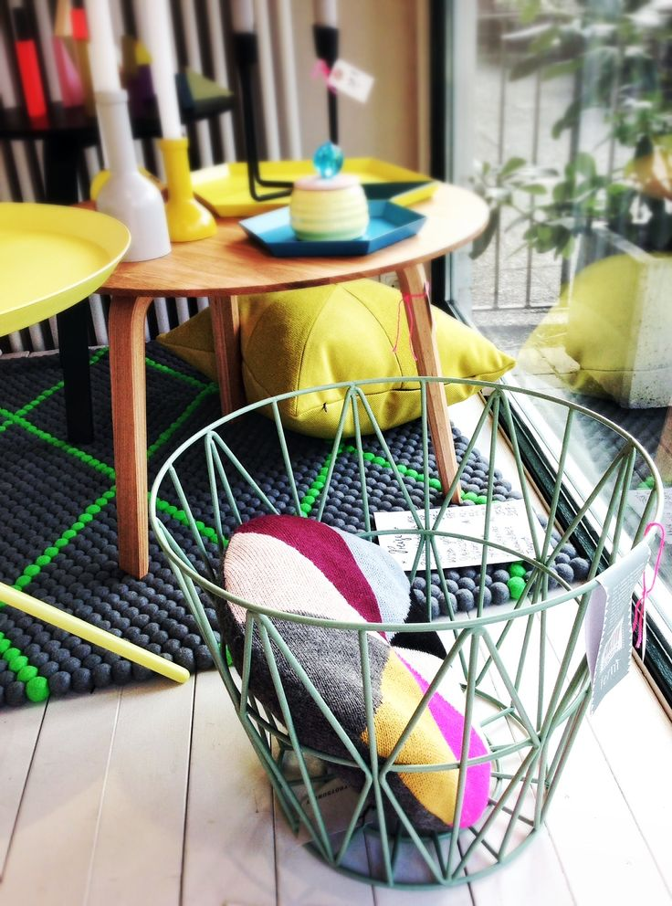 #kalason #fermliving #basket #pillow #carpet