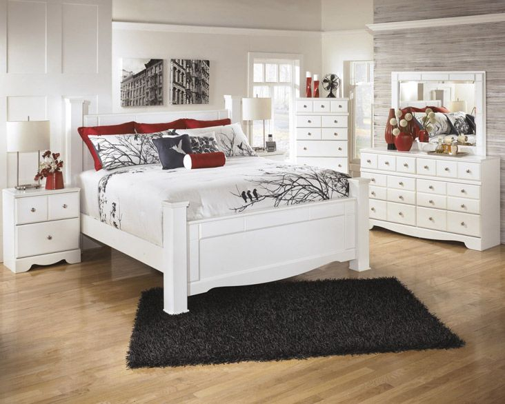 White Bedroom Set Gives Immense Pleasure In 2020 King Bedroom