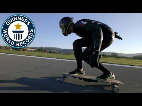 When You Hit 60 MPH On An Electric Skateboard, The Falls Tend To Be Harder - Digg