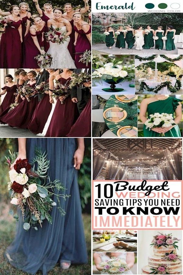 Wedding Supplies Unique Wedding Decor Ideas Interesting Wedding In 2020 Emerald Wedding Colors Unique Wedding Decor Wedding Colors