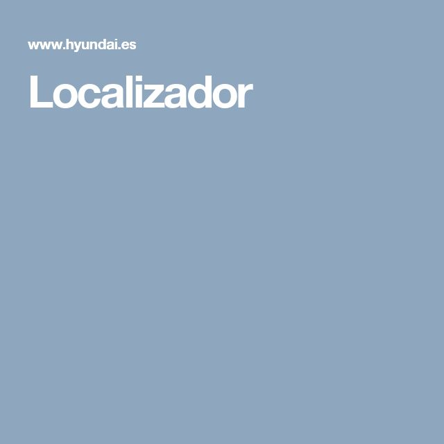 Localizador