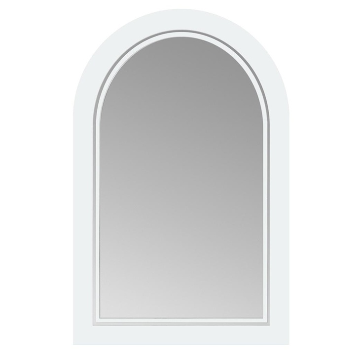 arched mirrors bathroom frosted arch bathroom mirror bathroom mirrors 10122