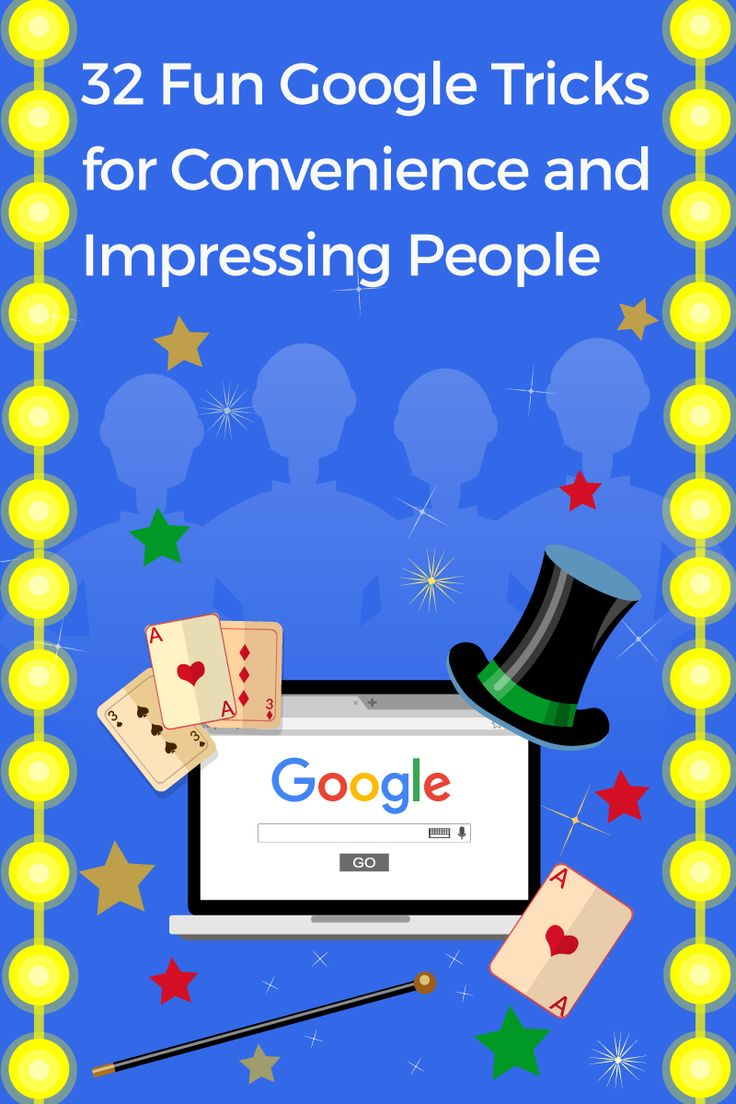 Here are some fun Google tricks to impress your friends. Google is everything: tip calculator to translator, space to the meaning of life.