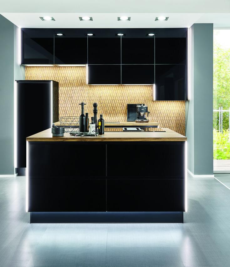Designküchen müssen nicht unbedingt von einem designer sein auch die planer im küchenstudio können für