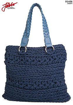 Free crochet pattern: bag