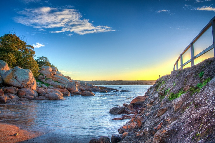 Before the Twilight at Victor Harbor, South Australia