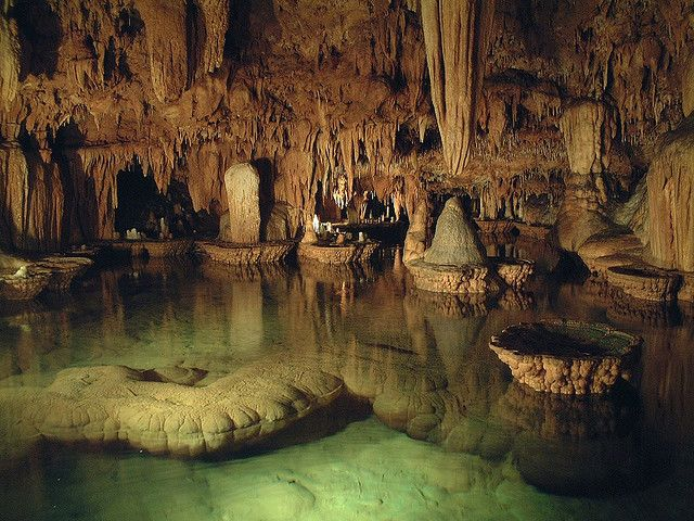 Onondaga Cave State Park, Leasburg, Missouri