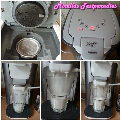 so bereitet man in der neuen senseo latte duo padmaschine ein getr nk zu my blog posts test. Black Bedroom Furniture Sets. Home Design Ideas