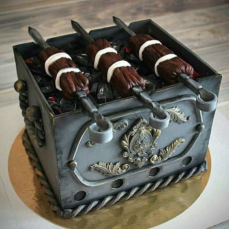 Торт на заказ для мужчин недорого в тортанике.
