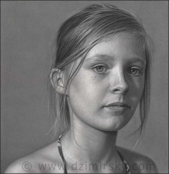 Dirk Dzimirsky - this artist is amazing!  This is a pencil/pen drawing, not a photograph..