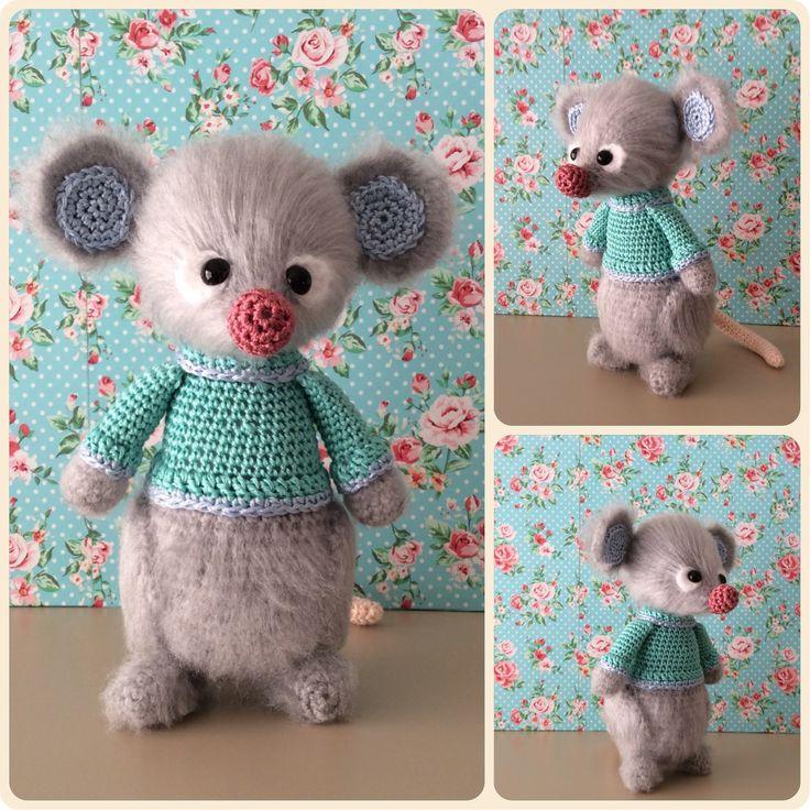 Little mouse made by Kriziwizi