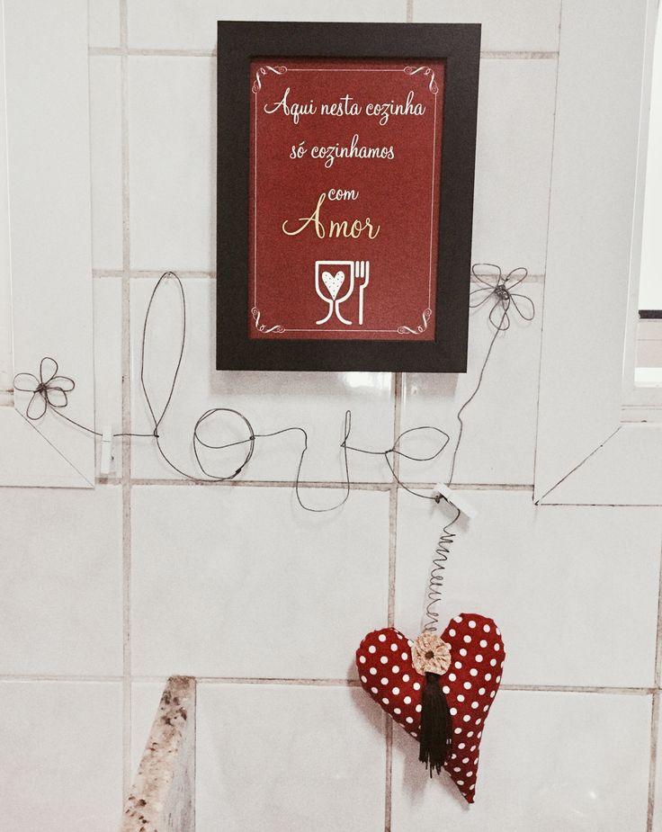 #love #home #kitchen